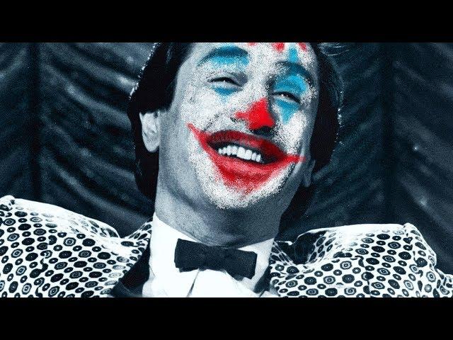 《小丑》原型三部曲之二,把悲劇的人生活成了喜劇《喜劇之王》|哇薩比抓馬Wasabi Drama