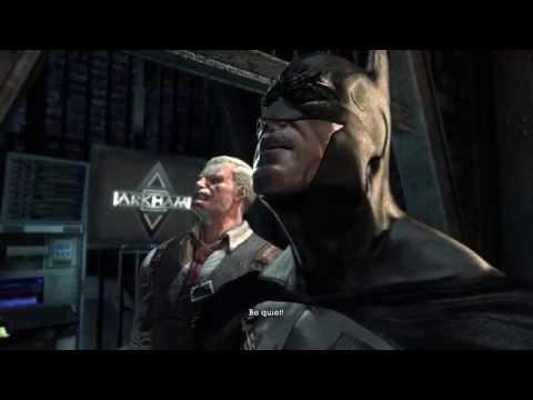 10 Batman Arkham Asylum - Finding Bane