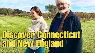 Discover New England and Connecticut with Michael Doorley from Shandon Travel Cork