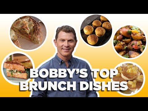 Bobby Flay's TOP 10 Brunch Recipes   Food Network