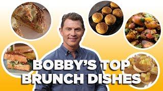Bobby Flay's TOP 10 Brunch Rec…