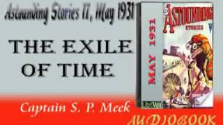 The Exile of Time by Ray Cummings audiobook