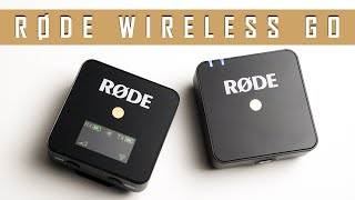 RODE WIRELESS GO Review: Simple Wireless Microphone System