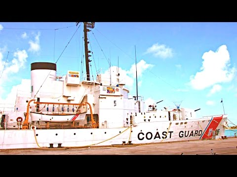 U.S. Coast Guard Cutter Ingham Maritime Museum - Key West, Florida
