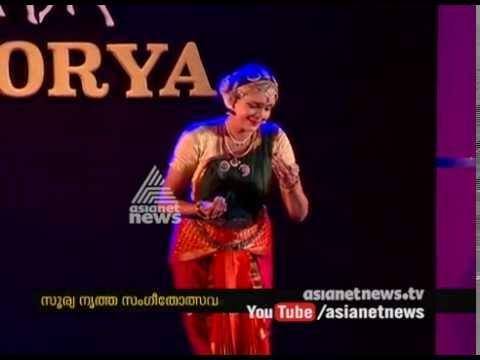 Priyadarsini govind's Performance in Soorya Festival 2016