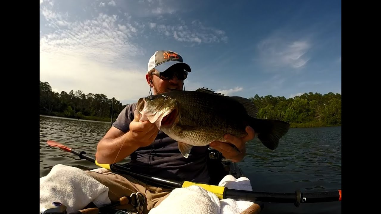 A 30lb day of bass fishing on panic pond at silver lake for Silver bass fish