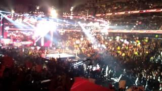 wwe raw live beginning 2013/04/01