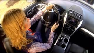 Фото NEW Ford Explorer HD Тест драйв в программе Москва рулит.