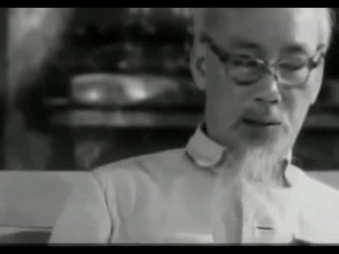 President Ho Chi Minh speak English