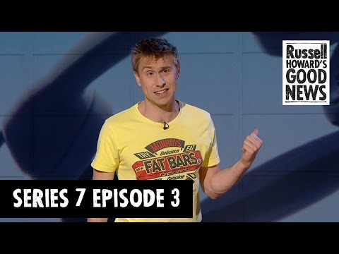 Russell Howard's Good News - Series 7, Episode 3
