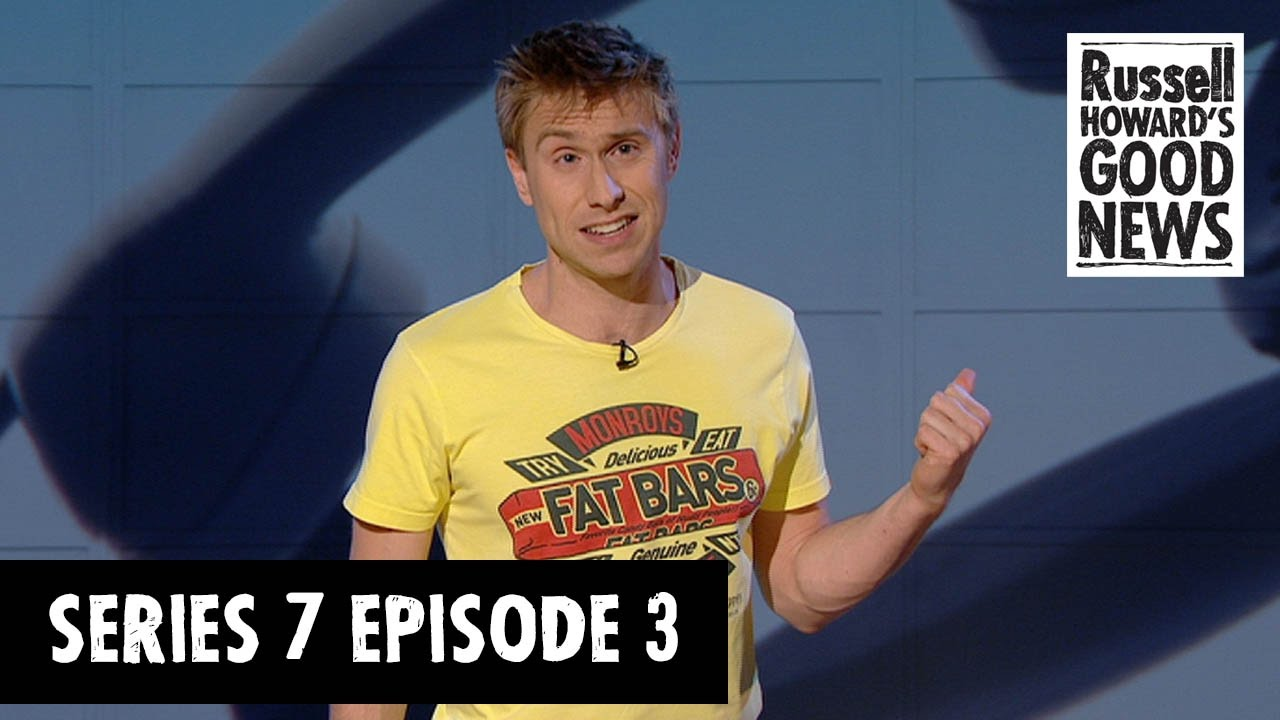 Download Russell Howard's Good News - Series 7, Episode 3
