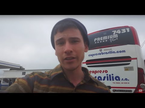 Bus from Cartagena to Medellin Colombia /  El Poblado, Medel