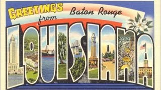USA КИНО 1132. Новости! Уезжаю на месяц в командировку в  Батон Руж, штат Луизиана.
