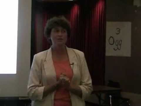 Prof. Susan Brantly on Languages at UW-Madison