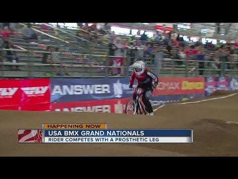 The USA BMX Grand Nationals in Tulsa