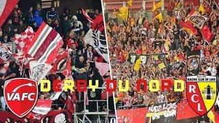 J-1 Valenciennes vs Lens - Derby du Nord ( Bande d'annonce Sang & Or )