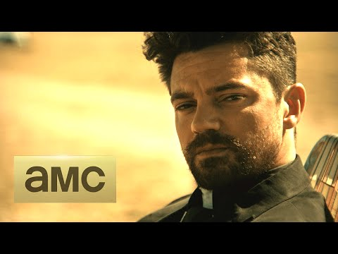 Watch First Preacher TV Series Trailer, It's Intense
