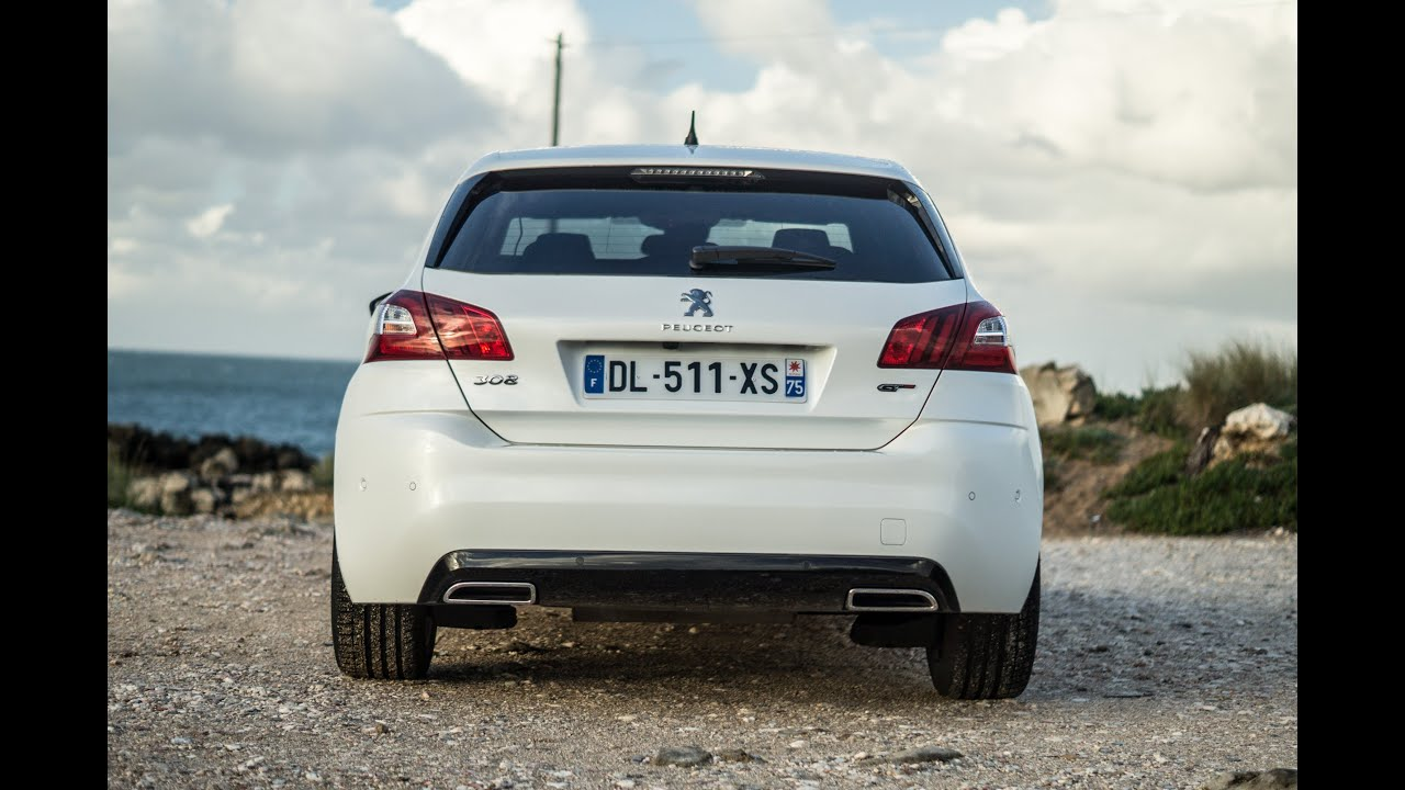 2015 Peugeot 308 Gt Fake Interior Exhaust Sound Youtube