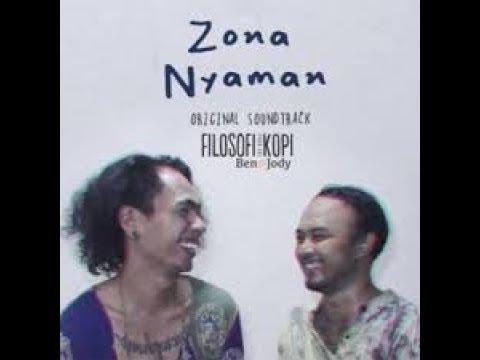 ZONA NYAMAN  OST FILOSOFI KOPI 2 BEN & JODY - FOURTWNTY Karaoke