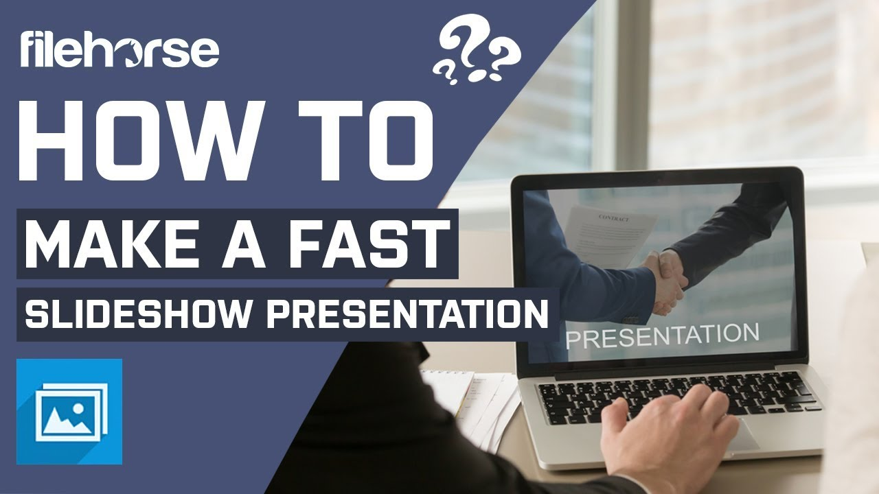 slideshow presentation