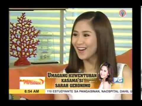 How to get over a breakup: Tips from Sarah G