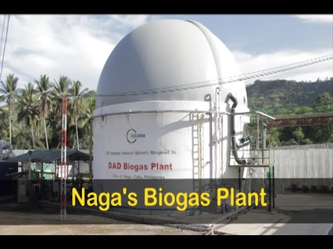 Naga's Biogas Plant