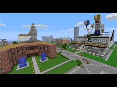 Minecraft MinecraftIsland Server Trailer YouTube - Minecraft spieler nach hause teleportieren