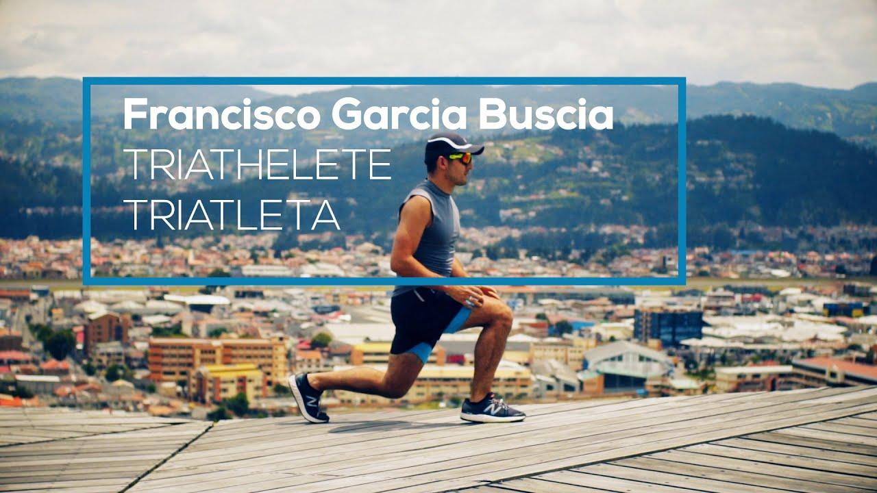 ECUADOR | Francisco Garcia Buscia, Triathlete | Almere Amsterdam Triathlon