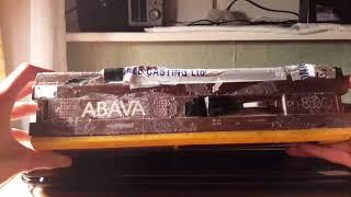 Обзор радиоприёмника ABAVA РП 8330