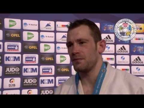 Interview Joachim BOTTIEAU winner -81 kg Dusseldorf Grand Prix 2015