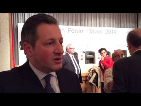 """""""Une minute, un projet pour la Suisse"""" avec Boris Collardi"""