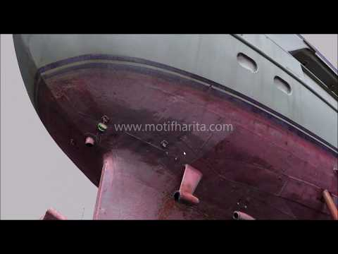 3D Laser Scanning for  Marine Vessels with  Faro Focus 3d x 130