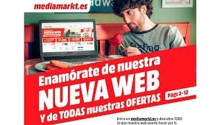 Ofertas Folleto Mediamarkt del 6 al 12 de Diciembre en TV, Audio y Telefonia