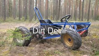 Самодельный Карт  Dirt Devil