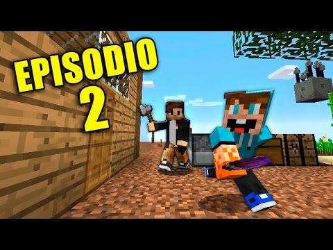 ¡Los primeros RETOS! | Episodio 2 - Spookles's islands (con BlasterCry)