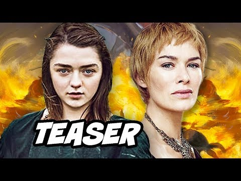 Game Of Thrones Season 8 Arya Stark Finale  Explained