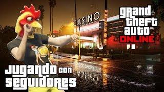 GTA Online - Misiones y mas con seguidores - Jeshua Games