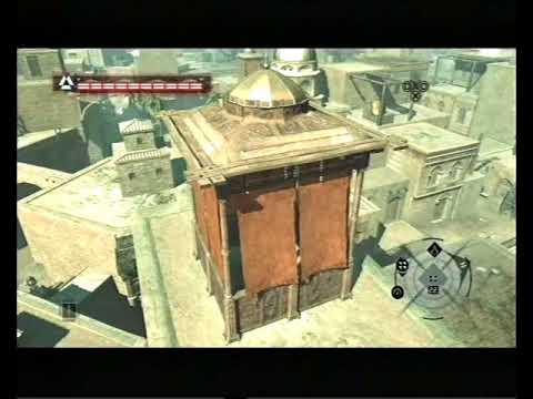Assassin's Creed, Career 287, Jerusalem: Middle District, Assassins Bureau