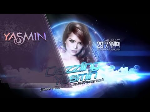 Download lagu gratis #DAZZLINGYASMIN : DJ Yasmin Birthday Bash Video Teaser di ZingLagu.Com