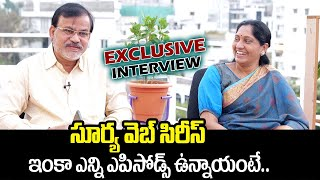 Shanmukh Jaswanth Reel Father and Mother about Surya Web Series | Exclusive Interview | Sumantv