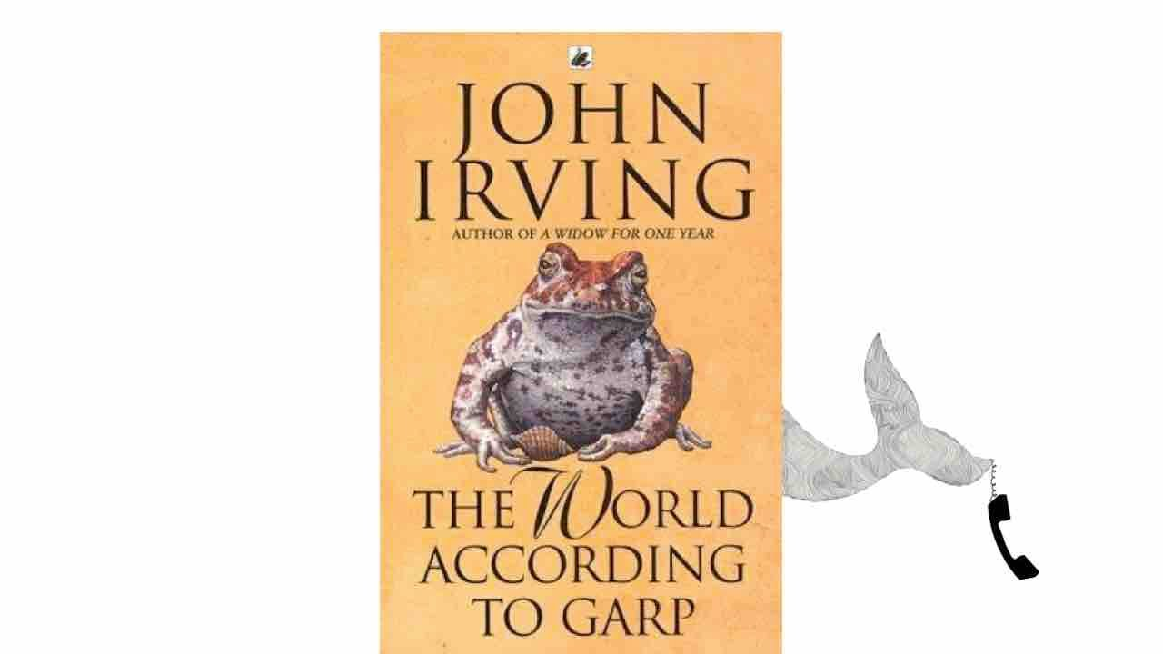 an ironic play at feminism in john irvings the world according to garp The world according to garp by john irving: the world according to garp is a 1982 american comedy t s garp is the illegitimate son of a feminist.