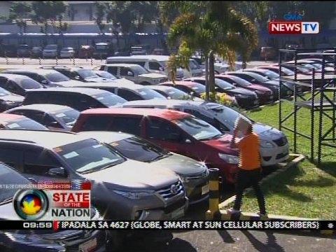 SONA: Mga nabiktima ng car rental scam, patuloy ang pagdagsa