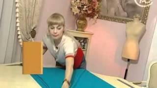 видео Платья из ткани масло