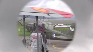 2017 Air Show Kjeller Flydager Norway - AIRPLANES - Supermarine Spitfire -