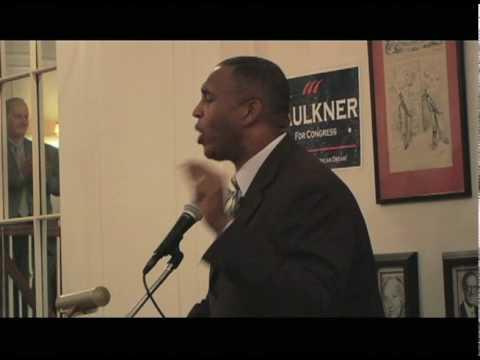 Michel Faulkner for Congress @ the Metropolitan Club