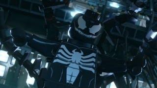 LEGO Marvel Super Heroes (PS4) - Venom Boss Fight
