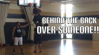 6'1 Isaiah Rivera 10 Foot Dunk Session Video