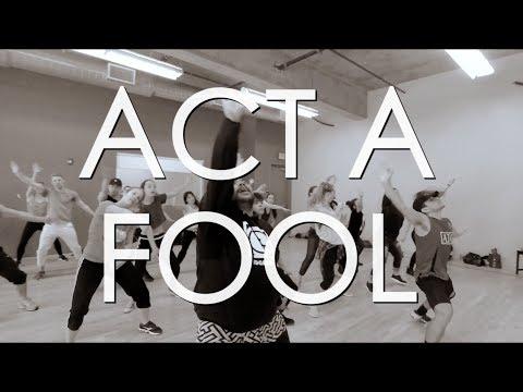 Act A Fool | Lil Jon X Three 6 Mafia | Choreography by Dean Elex Bais & Max Teboul