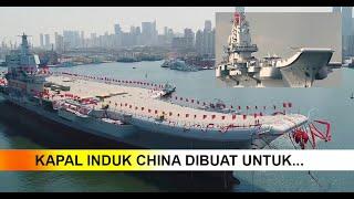 Mengenal Shandong Kapal Induk Mengerikan Pertama China