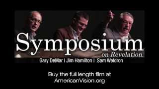 """Gary DeMar - """"What Revelation Doesn't Say"""""""